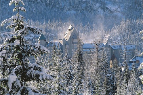 Chateau Whistler Resized