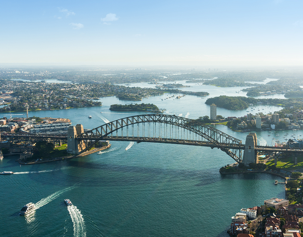 Sydney, the Harbour City