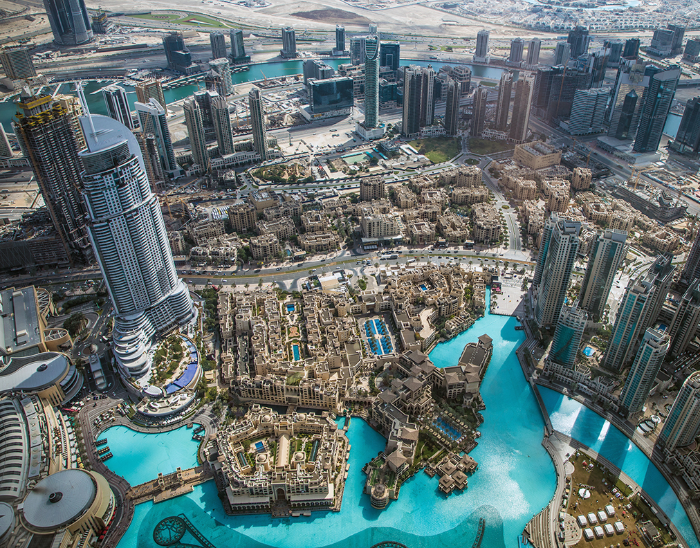 Dubai, City of Promise
