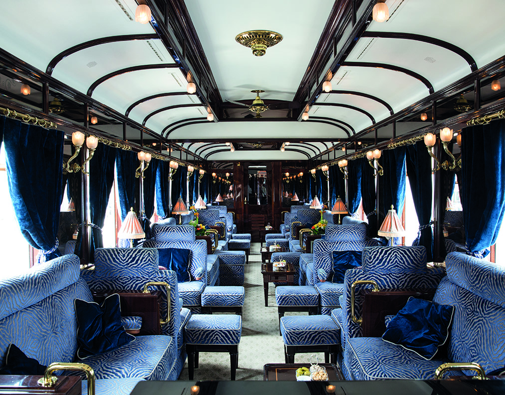 Across Europe on the Orient Express