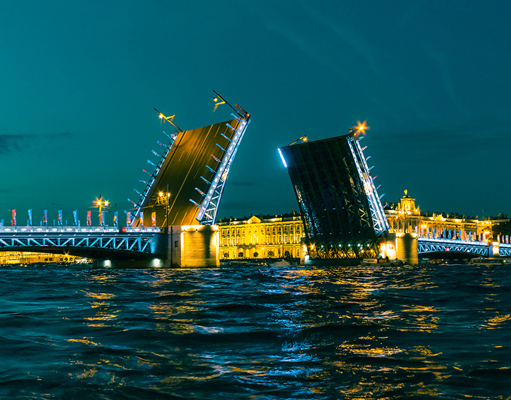 White Nights, St Petersburg