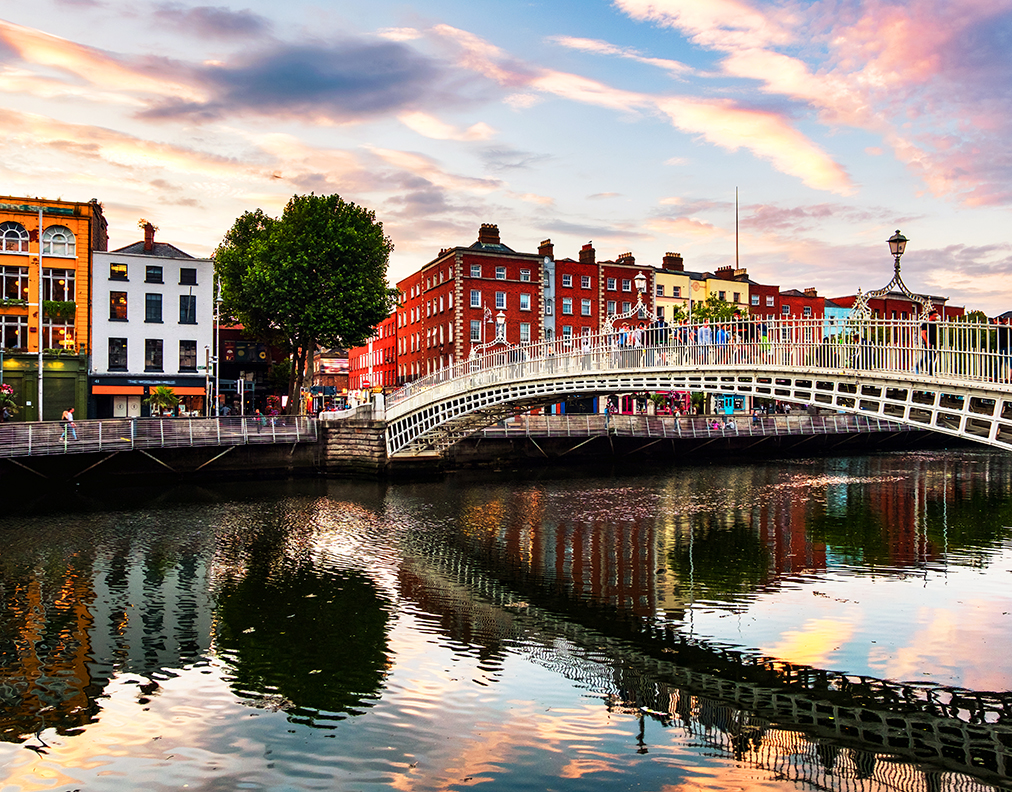 Dublin, a breath of fresh Irish air