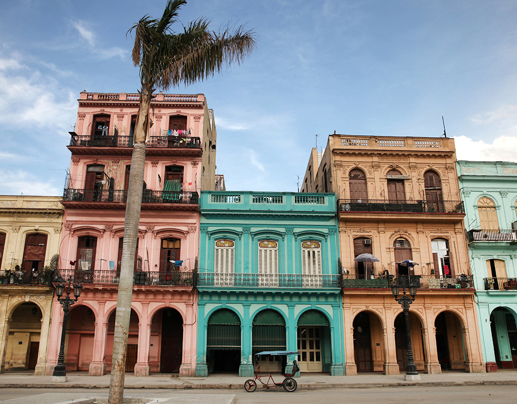 Havana, Charming Backwardness