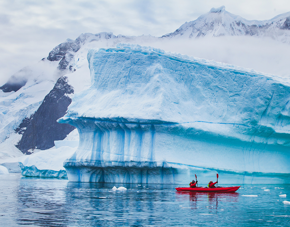 Antarctica, the last real wilderness